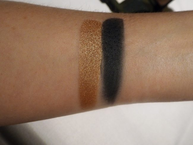 NARS Charlotte Gainsbourg Old Church Street Swatches