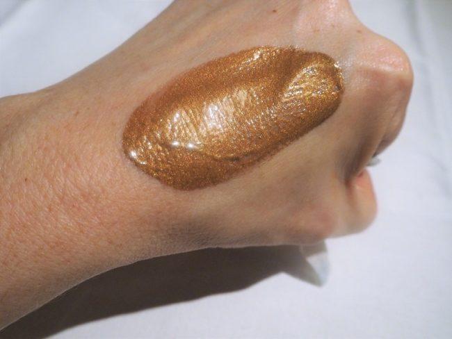 NARS Laguna Body Tint Swatch