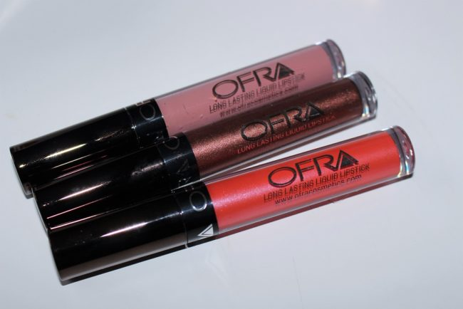 OFRA Nikkie Tutorials Everglow Liquid Lipstick