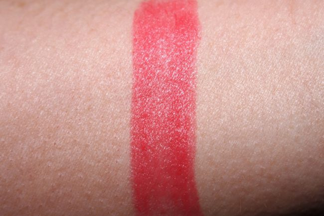 Tom Ford Paradiso Collection 2017 -Moisturecore Lip Color Swatch