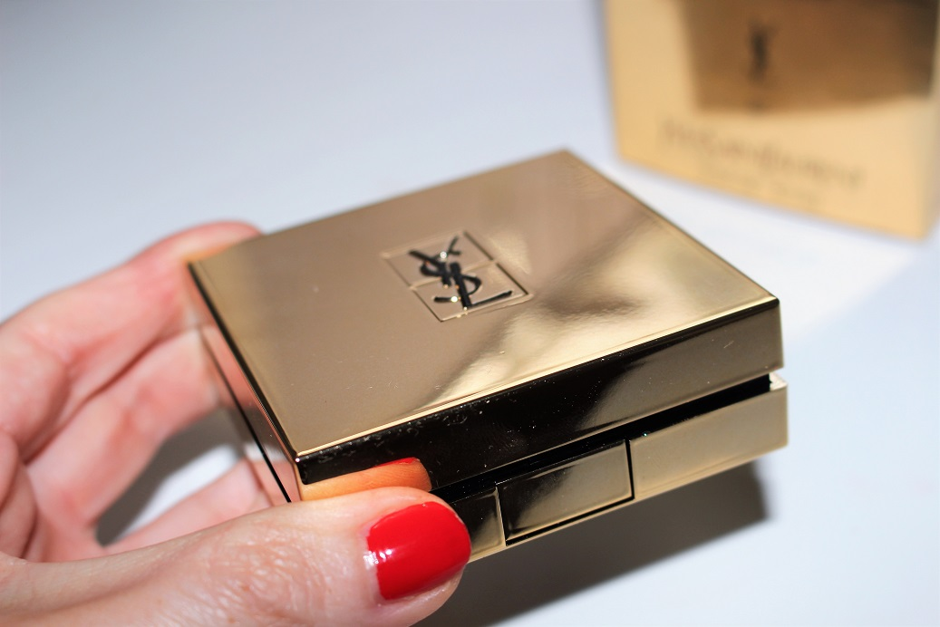 Ysl Touche Eclat Le Cushion Foundation Review Amp Swatch