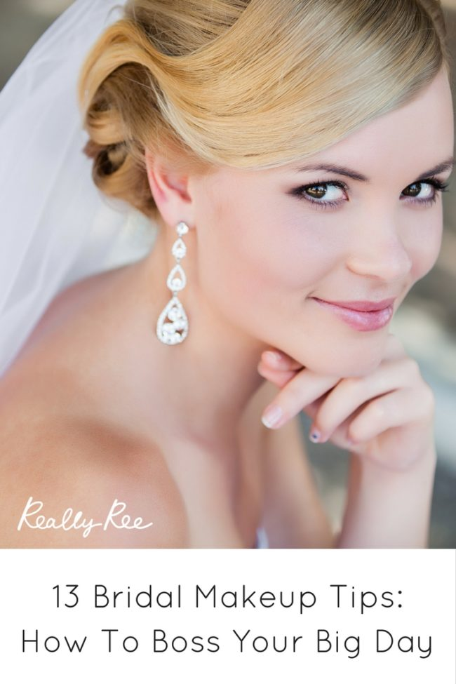 The morning of your wedding will go in an absolute flash. These are our bridal makeup tips to help you feel calm and prepared and to enjoy your day.