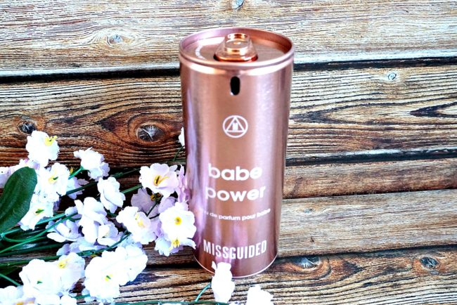 Missguided Babe Power Tin