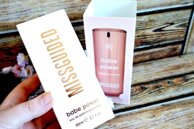 Missguided Babe Power Packaging