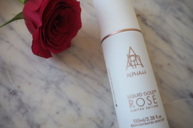 Alpha-H Liquid Gold Rose