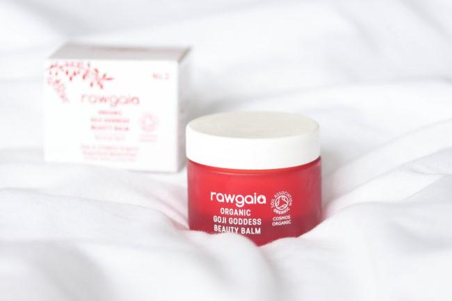 Rawgaia Organic Goji Goddess Beauty Balm