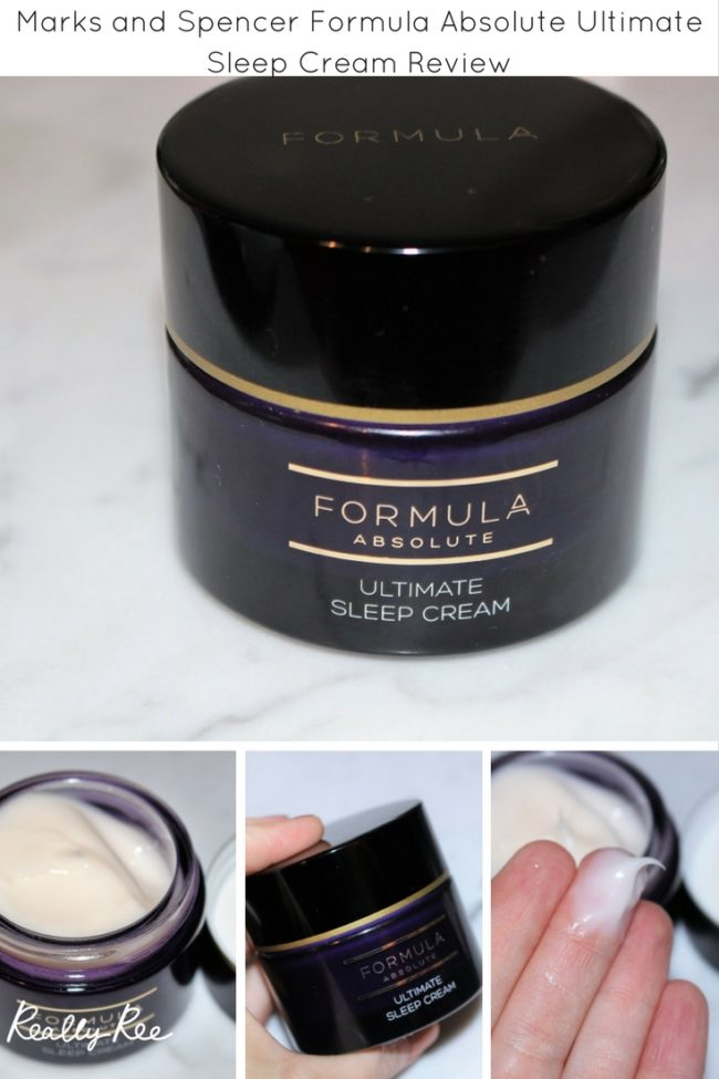 This has been a sell out success but have you tried it yet? Check out the Marks and Spencer Formula Absolute Ultimate Sleep Cream. All the details here.