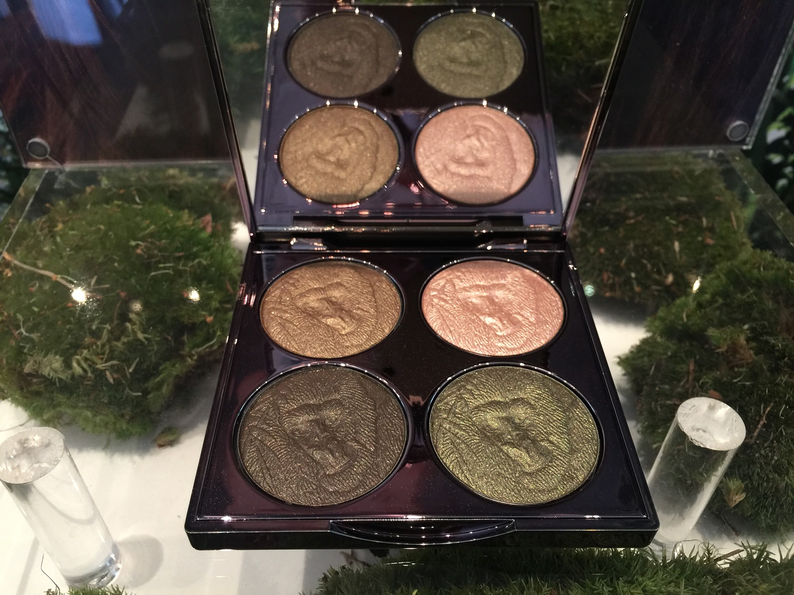 Chantecaille Fall 2017 Save The Forest Palette Swatches