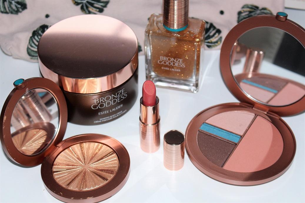 estee lauder bronze goddess 2017 makeup review swatches. Black Bedroom Furniture Sets. Home Design Ideas
