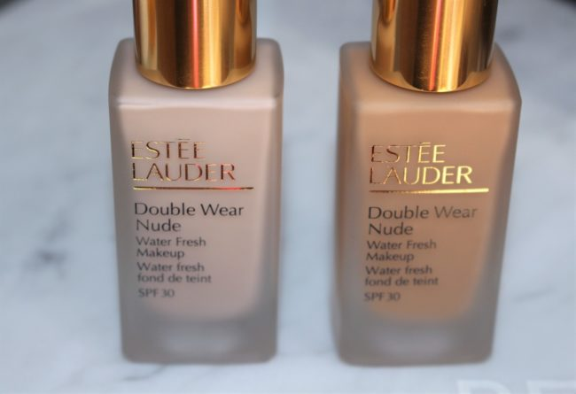 Estee Lauder Double Wear Nude Water Fresh Makeup SPF30