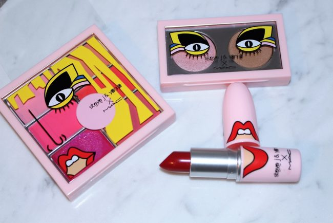 MAC X Steve J and Yoni P Collection