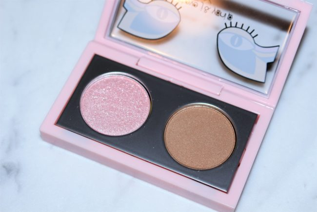 MAC X Steve J and Yoni P Eyeshadow X 2 - Touch Me Baby