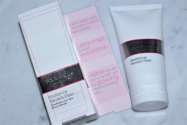 Marks and Spencer Formula Radiance Reveal Peel