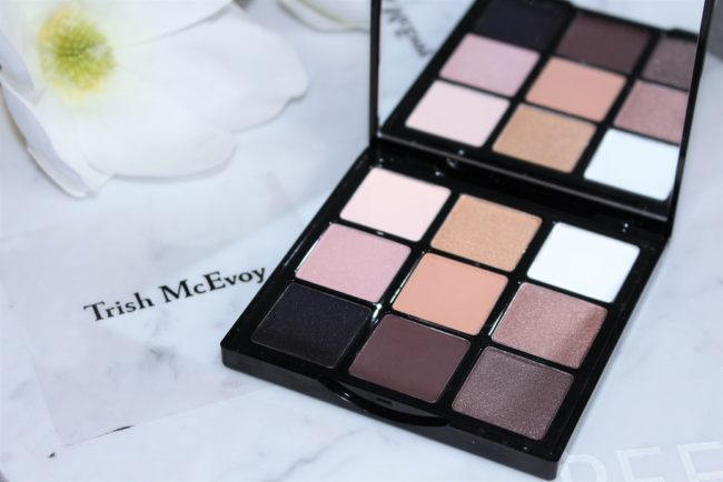Trish McEvoy Light and Lift Eye Color Palette II