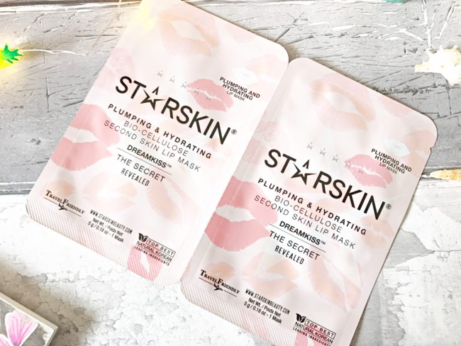 Dreamkiss Bio-Cellulose Second Skin Lip Masks