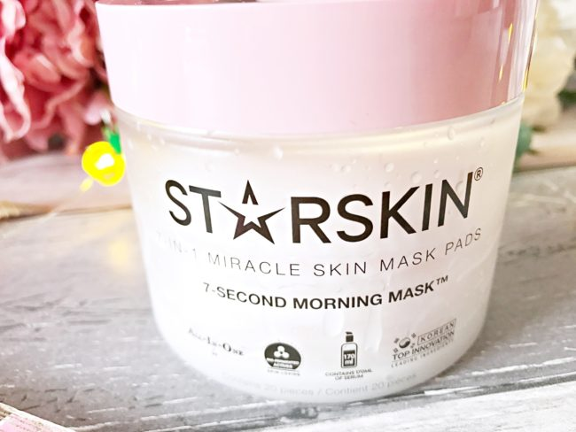 Starskin 7 Second Morning Mask