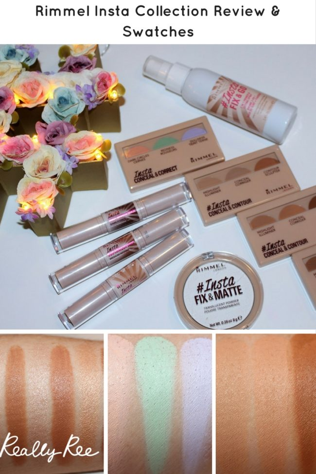 This instagram selfie-inspired collection is brilliant for flawless skin. Check out the Rimmel Insta Collection - I have photos and swatches of all shades.