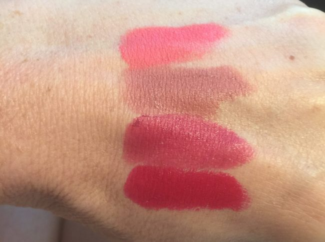Guerlain KissKiss Matte review swatches Archives - The