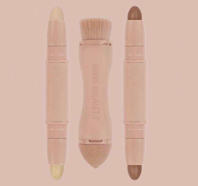 KKW Beauty Creme Contour & Highlight Kit