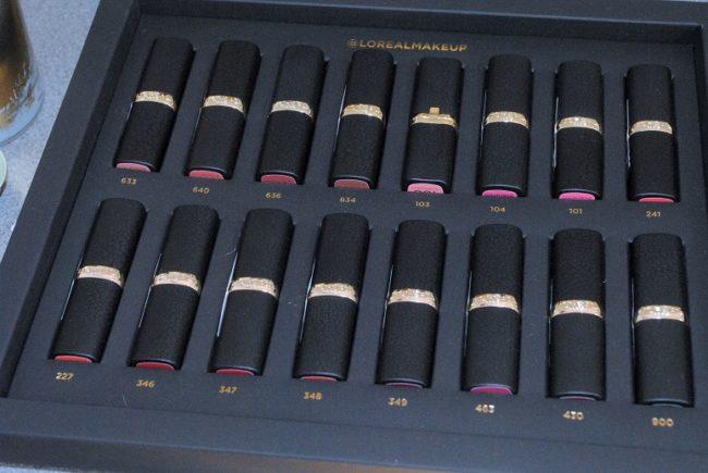 Loreal lipstick matte shades