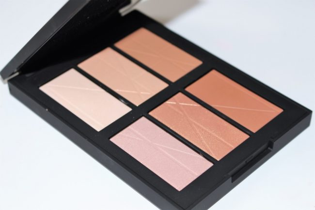 NARS Highlighting Bronzing Collection - NARS Bord de Plage Palette