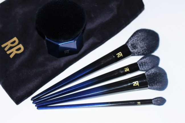 Real Techniques PowderBleu Brush Collection