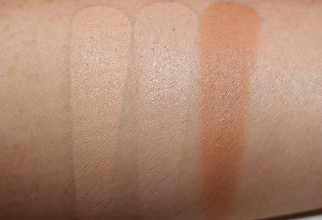 Rimmel Insta Conceal & Contour Palette Swatch - Light