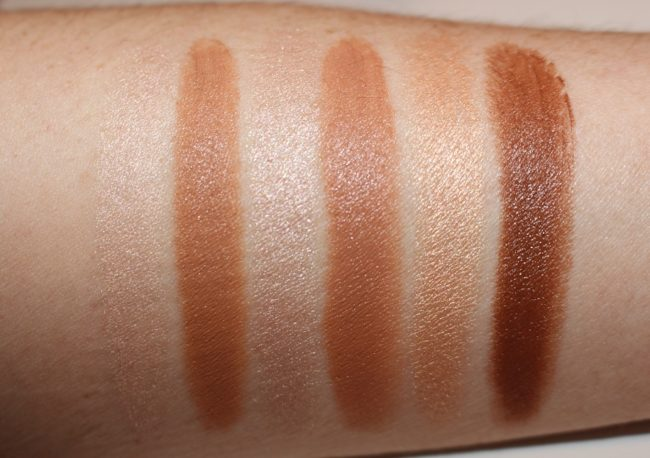 Rimmel Insta Duo Contour Stick Swatches