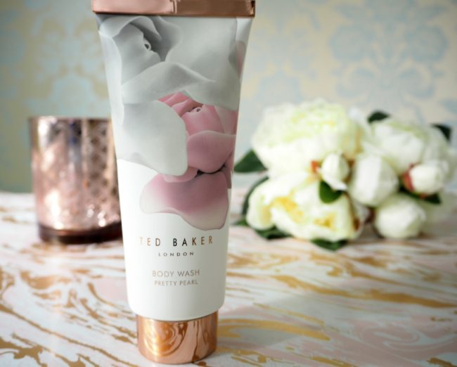 Ted Baker Porcelain Rose Pretty Pearl Body Wash