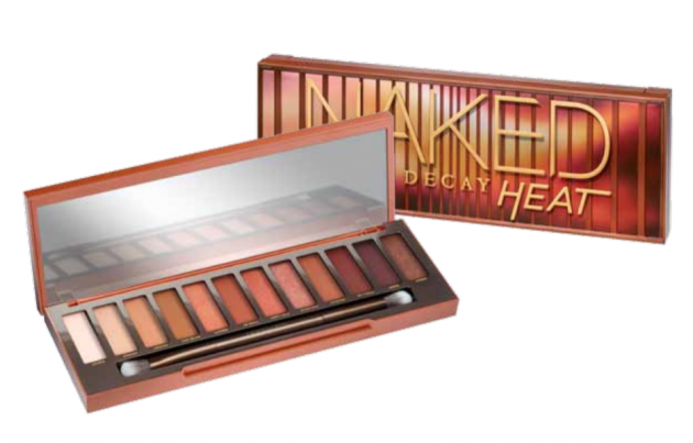 Urban Decay Naked Heat Palette - Exclusive PRE-SALE LINK!