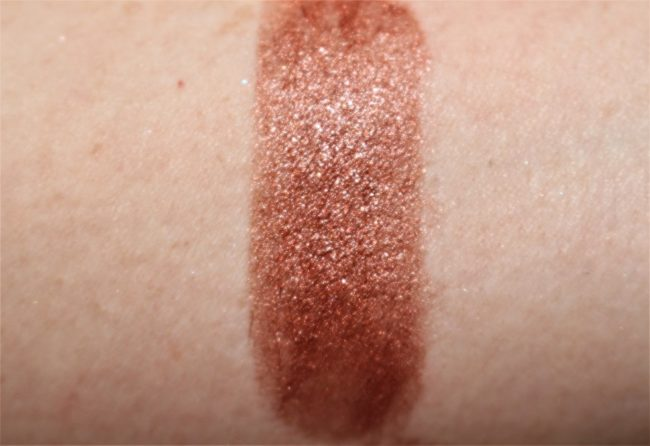 Urban Decay Vice Scorched Swatch