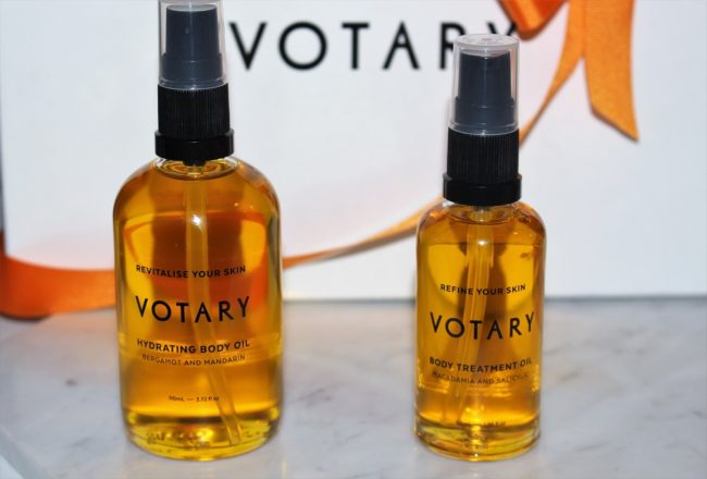 Votary Hydrating Body Oil & Body Treatment Oil