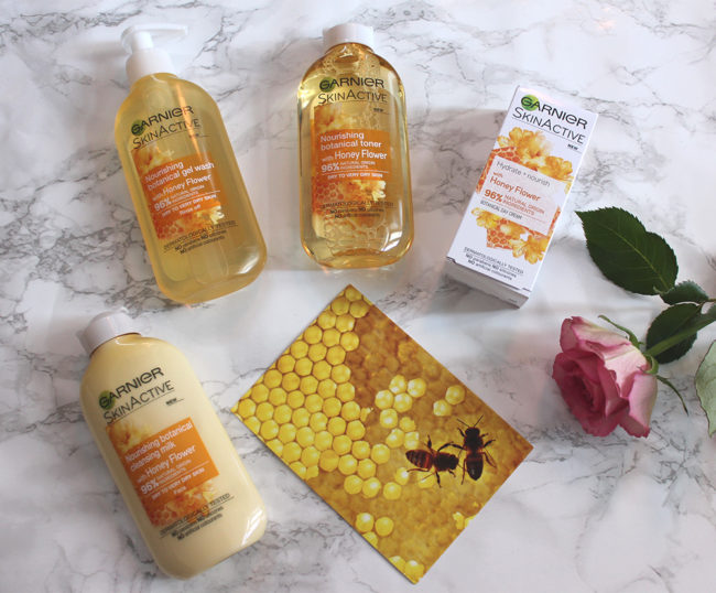 Garnier Skinactive Flower Honey