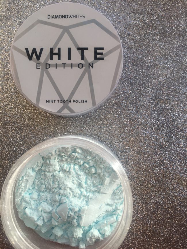 Diamond Whites Whitening Tooth Polish