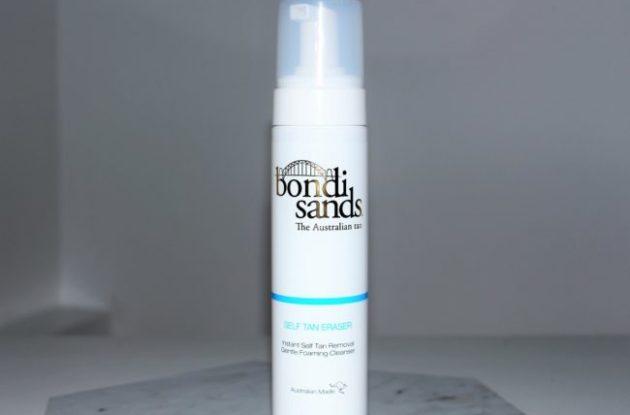 Bondi Sands Self Tan Eraser Review - Does it Work?
