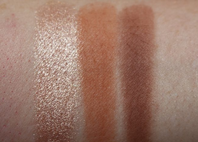 Charlotte Tilbury Instant Eye Palette Swatches - Desk Eye