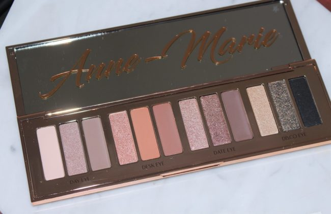 Charlotte Tilbury Instant Eye Palette Review & Swatches