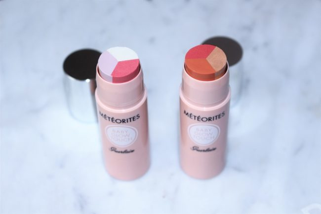 Guerlain Meteorites Baby Glow Touch Cc Luminizer Review