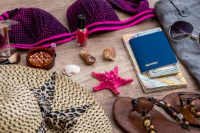 accessories for beach holidays