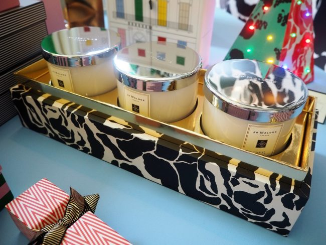 Jo Malone London Christmas 2017 - Deluxe Candle Collection