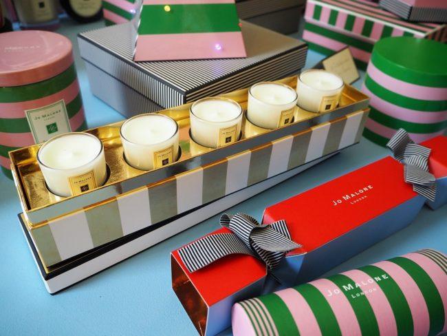 Jo Malone London Christmas 2017 - Miniature Candle Collection