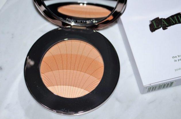La Mer Limited Edition Bronzing Powder Review - Soleil de La Mer Collection