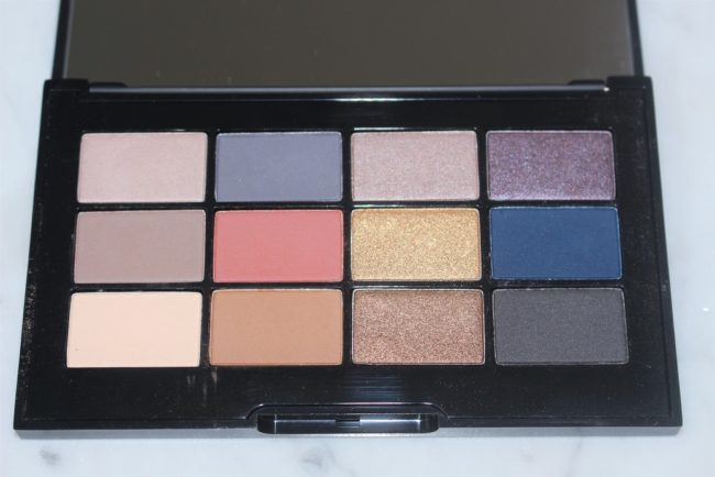 Laura Geller Iconic New York Collection - Downtown Cool Palette
