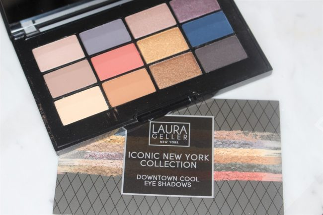 Laura Geller Iconic New York Collection Eyeshadow Palette - Downtown Cool