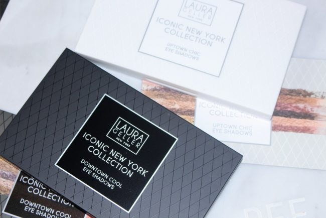 Laura Geller Iconic New York Collection Eyeshadow Palettes