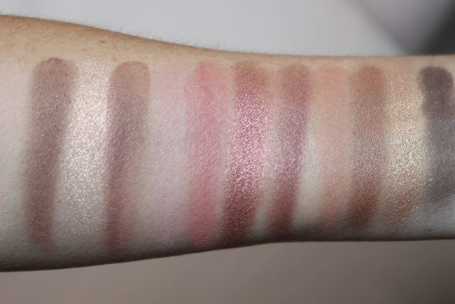 Laura Geller Iconic New York Collection - Uptown Chic Palette Swatches