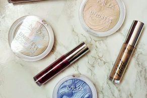 mua makeup academy festival highlight velvet liquid lipsticks metallic swatches