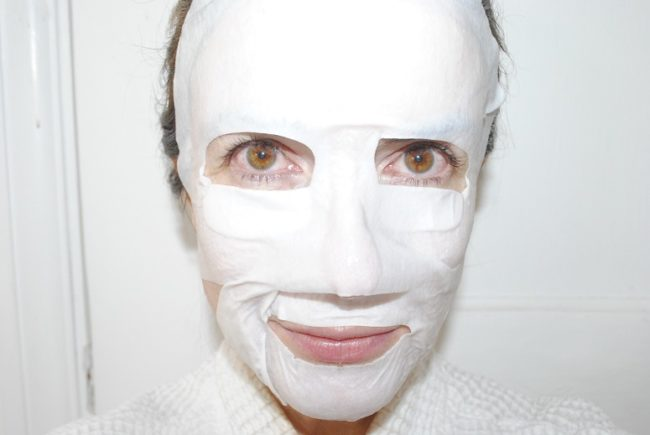 The Oozoo Face In Shot Mask - Hydrolift