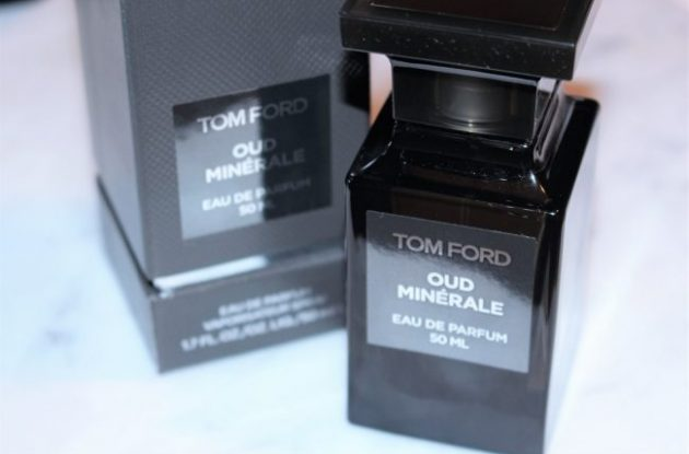 Tom Ford Oud Minerale Eau de Parfum Review - New to Private Blend