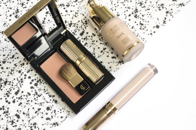 Joan Collins Timeless Beauty First Base - A Flawless Base With Three Products